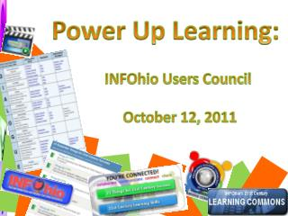 Power Up Learning: