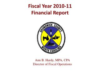 Fiscal Year 2010-11  Financial Report