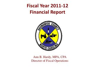 Fiscal Year 2011-12  Financial Report