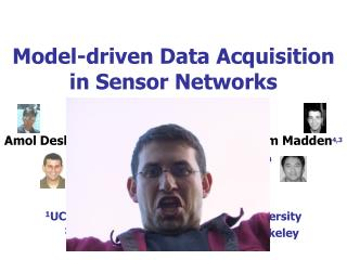 Model-driven Data Acquisition in Sensor Networks