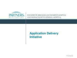 Application Delivery Initiative