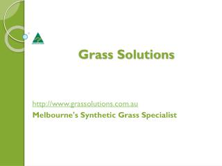 Artificial Grass Prices - Grassolutions.com.au