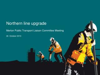 Northern line upgrade