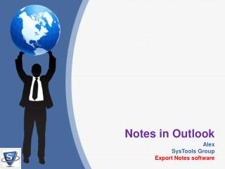 Notes in Outlook