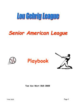 Lou Gehrig League