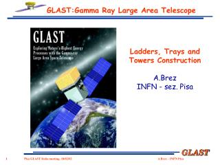 GLAST:Gamma Ray Large Area Telescope