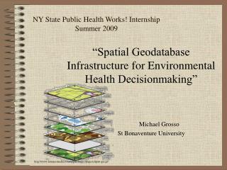 NY State Public Health Works! Internship Summer 2009