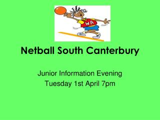 Netball South Canterbury