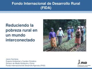 Reduciendo la pobreza rural en un mundo interconectado