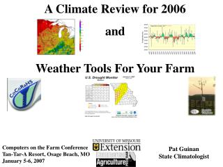 A Climate Review for 2006 and