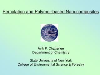 Percolation and Polymer-based Nanocomposites