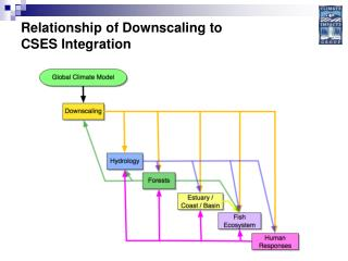 Relationship of Downscaling to  CSES Integration