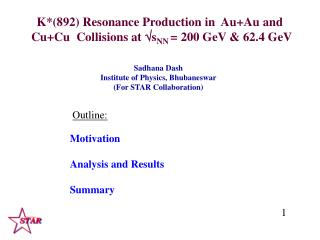 K*(892) Resonance Production in  Au+Au and   Cu+Cu  Collisions at   s NN  = 200 GeV & 62.4 GeV