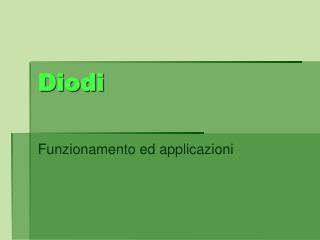 Diodi