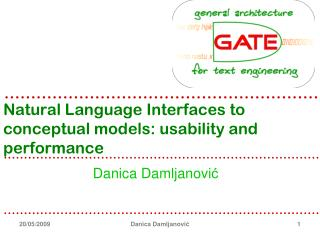 Natural Language Interfaces to conceptual models: usability and performance