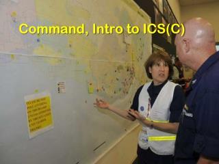 Command, Intro to ICS(C)