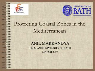 Protecting Coastal Zones in the Mediterranean