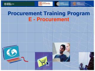 Procurement Training Program E - Procurement
