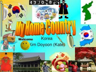 Korea Kim Doyoon (Kate)