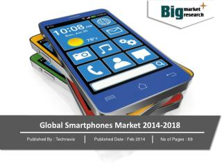 Global Smartphones Market 2014-2018