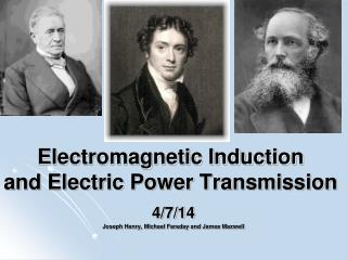 Electromagnetic Induction and Electric Power Transmission