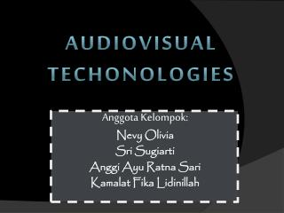 AUDIOVISUAL.ppt