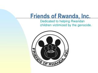 Friends of Rwanda, Inc.