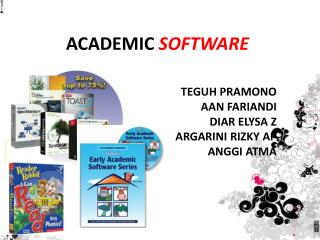 EDUCATIONAL SOFTWARE.ppt