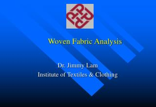 Woven Fabric Analysis