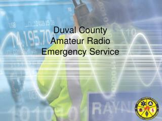 Duval County Amateur Radio Emergency Service