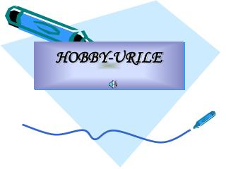 HOBBY-URILE