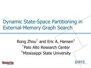 Dynamic State-Space Partitioning in External-Memory Graph Search
