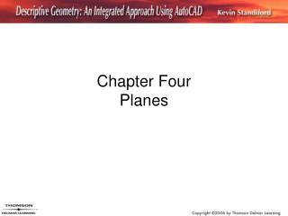 Chapter Four  Planes