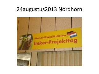 24augustus2013 Nordhorn