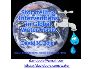 Your Drinking Water  A 21st Century Challenge and Solutions