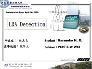LRA Detection