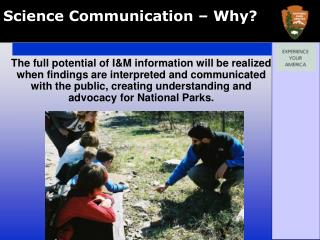 Science Communication – Why?