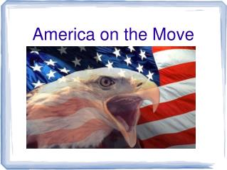 America on the Move