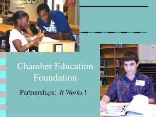 Chamber Education Foundation