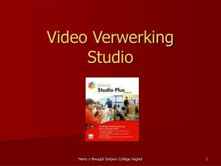 Video Verwerking Studio