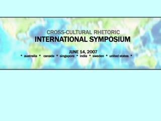 International Symposium Program