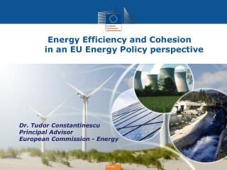 Energy Efficiency and Cohesion in an EU Energy Policy perspective