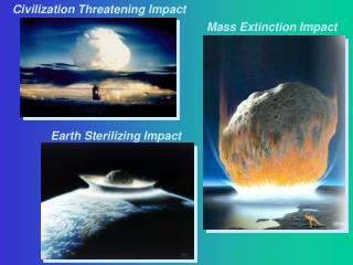 Earth Sterilizing Impact