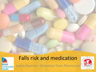 Falls risk and medication