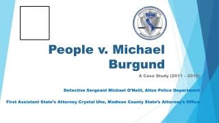 People v. Michael Burgund