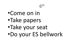 Biology Objective 3.1