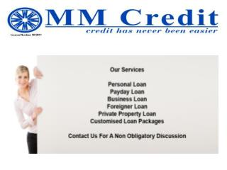Personal Loan for Everybody: Answering Demands of Each and