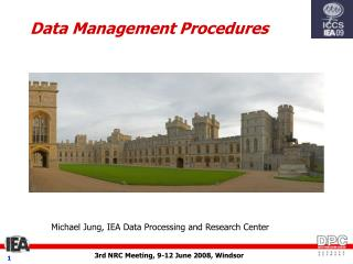 Data Management Procedures