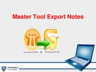 Lotus Notes to Outlook Migration Master
