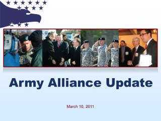 Army Alliance  Update